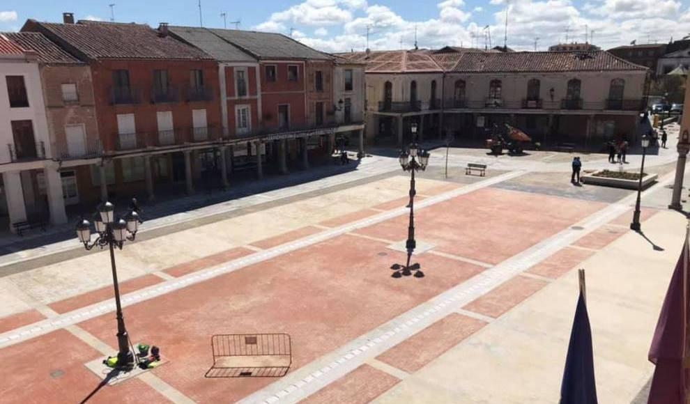 Plazas Porticadas